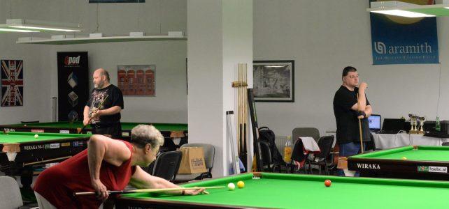 Gerhard Wimmer siegt im dritten Handicap-Turnier