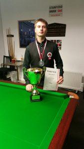 Sieger Wr. Landesmeisterschaften Snooker AK 2016