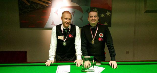 Alexander Trinkl ist Wiener Meister Snooker Masters 2016