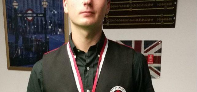 Thomas Janzso ist Wiener Landesmeister Snooker Allgemeine Klasse 2016