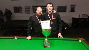 Sieger Wr. Meisterschaft Snooker Dopel 2016