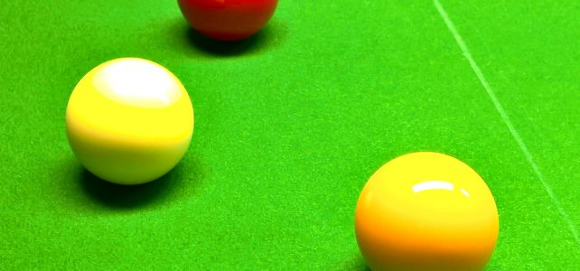 AKTUALISIERT: Termine – English Billiards Handicap Open Series 2/2019 (Herbst/Winter)