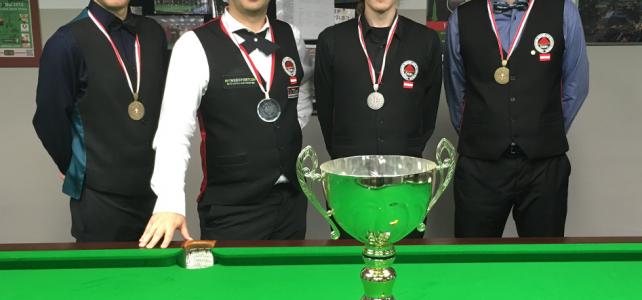 Martin Schmidt holt sich den English Billiards Landesmeister zurück!